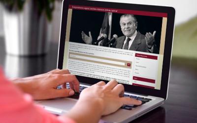 Se abre a los chilenos archivo personal de Patricio Aylwin Azócar