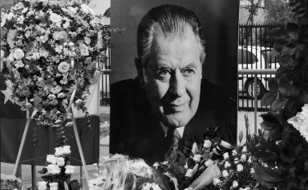Misa conmemoración segundo aniversario del fallecimiento del ex Presidente Patricio Aylwin