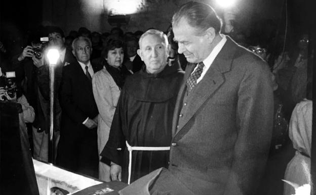 El reconocimiento recíproco entre Patricio Aylwin y Clotario Blest