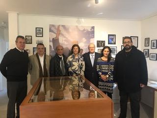 Fundación Aylwin recibió al profesor Román Duque Corredor