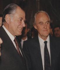 Edgardo Boeninger K. (1925 – 2009)