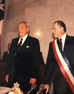 Gabriel Valdés S. (1919 – 2011)