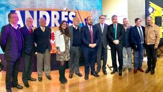 Democracia Cristiana entrega Premio Andrés Aylwin a abogados por defender la vida durante la dictadura.