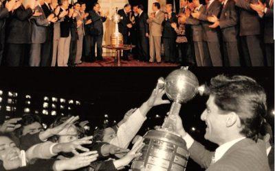 A 30 años de un histórico triunfo